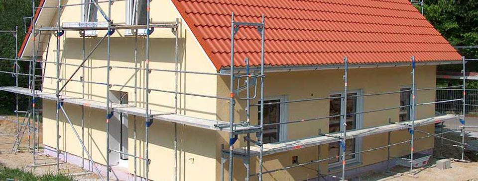 Stolzenbach Baustoffe Fassadenfarben für das Eigenheim