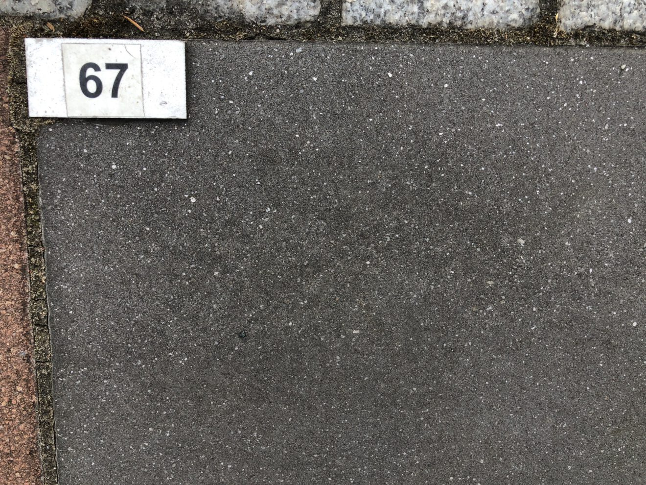 Bodenplatte Brillant