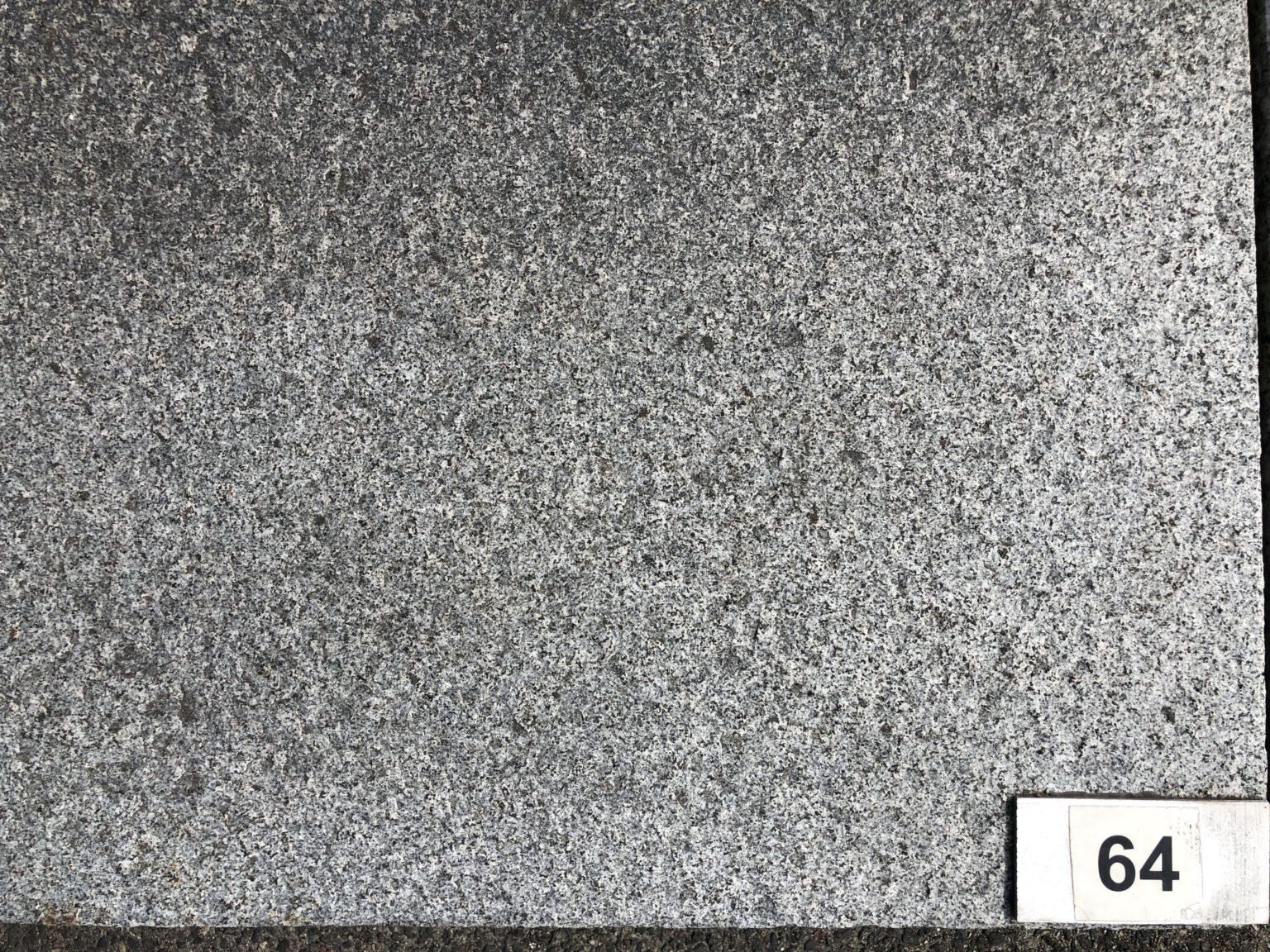Granit-Blockstufe Havanna