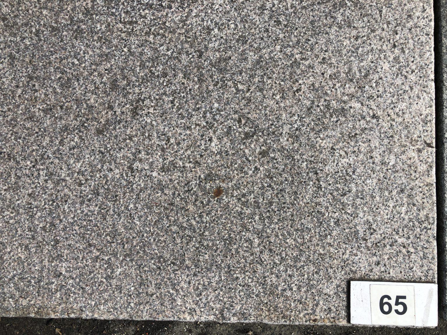 Granit-Blockstufe Nordland