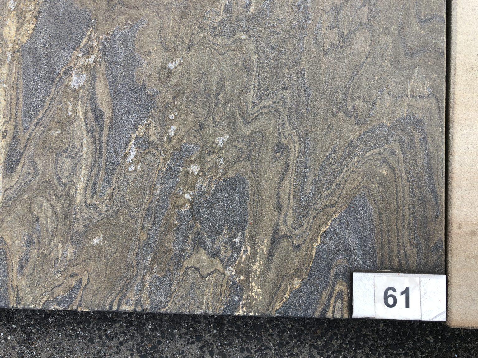 Quarzsandstein Graphite
