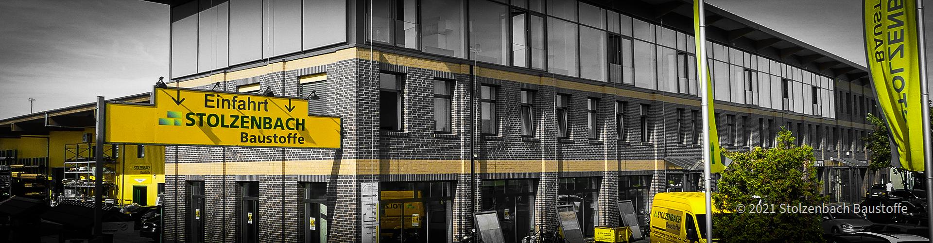 Außenansicht Stolzenbach Baustoffe in Bremen